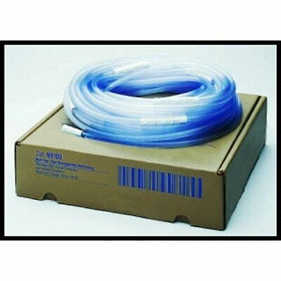 Suction Connector Tubing Medi-Vac  10 Foot Length 0.188