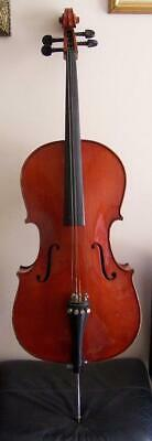 THE STENTOR STUDENT MUSIC Co. QUARTER SIZE CELLO.