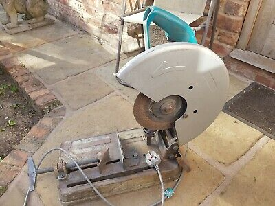 Makita metal chop cut off saw 240v used but in good working condition