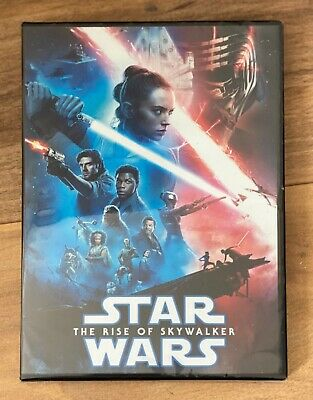 Star Wars: The Rise of Skywalker DVD (FREE Shipping, NEW)