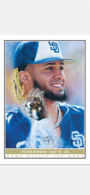 2020 Topps Game Within The Game Card #5 San Diego Padres Fernando Tatis Jr