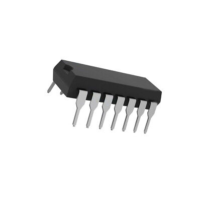 8X LM224N Operational amplifier 1.2MHz 3-30V Channels: 4 DIP14 TEXAS INSTRUMENTS