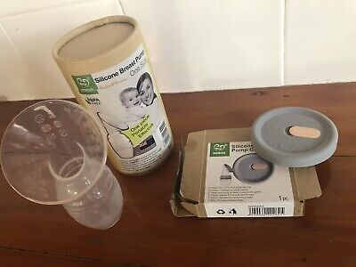 Haakaa  silicone pump AND cap for sale