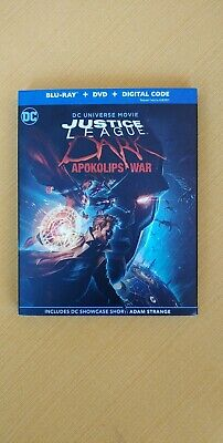 Justice League Dark: Apokolips War Blu-ray *DOES NOT COME WITH DIGITAL CODE*