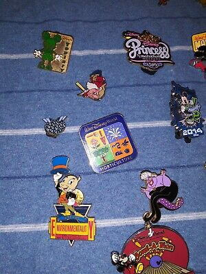 Collectable Disney Trading Pin Lot