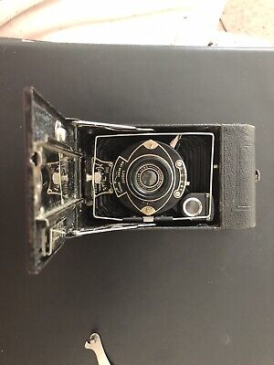 Antique Bellows The Mayfair Camera And Case