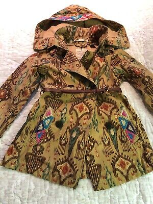 With Love - Scotch R'belle Kids Jacket / Coat Size 6 Years Old Girls