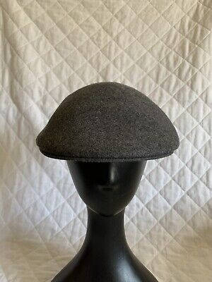 DEBENHAMS The Collection Flat Cap Size M
