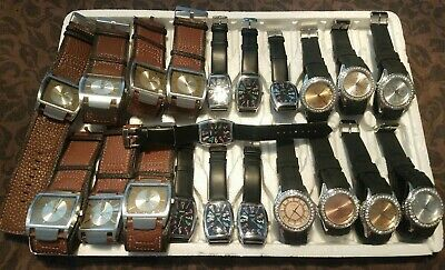 JOB LOT of 21 Mixed Spirit Watches, Mens/ Ladies/ Girls Fashion GIFTS MIX-21
