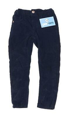 Primark Girls Blue Trousers Age 3-4