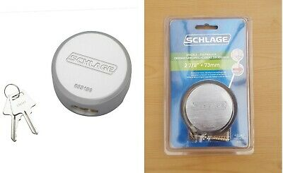 SCHLAGE Shackle-less Steel Security Padlock 855156 NEW