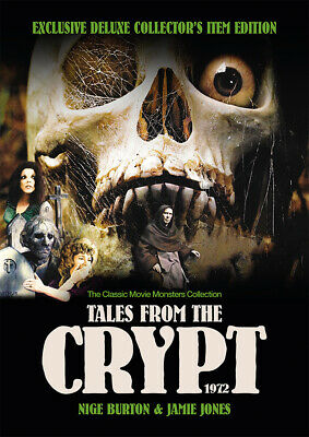 Tales from the Crypt 1972 Amicus horror movie guide magazine