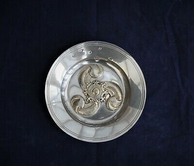 Solid  Silver  Dish Of The Highest Quality