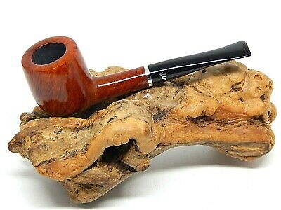 Stanwell Unsmoked Pre-2010 Royal Silver Straight Pot Shape 45
