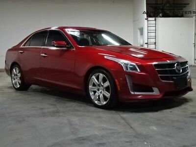 2014 Cadillac CTS Premium 2014 Cadillac CTS Sedan Salvage Damaged Vehicle! Priced To Sell! Wont Last! L@@K