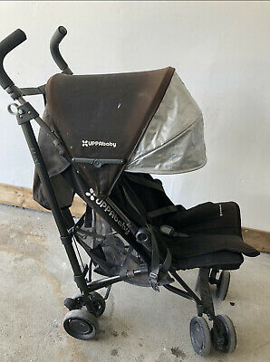 Uppababy g-luxe 2015 stroller jake black