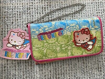 Hello Kitty 2007 Superhero Wallet