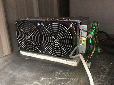 "Antminer Z9 ""Big"" 40-60k Sol/s  -EQUIHASH ALGO w/power supply."