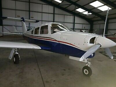 Piper Arrow Turbo IV TTail Aircraft 1984 only 2550 hours from new oxygen fitted
