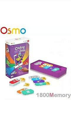 Osmo Coding Jam Game for ipad New!