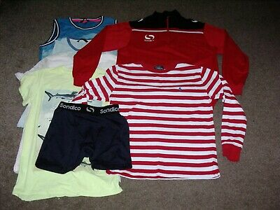 Job Lot Bundle Boys Clothes Age 9 To 12 Years Yrs Ralph Lauren Polo Sondico Next
