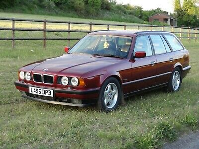 1994 BMW E34  530I V8 touring automatic, with service history, nice old drive