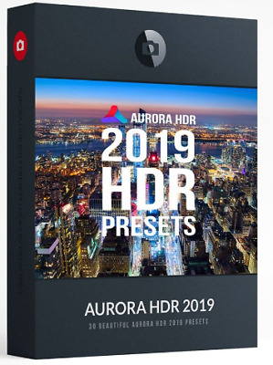 Aurora HDR 2019 | Lifetime License - Fast Delivery