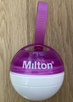 Milton travel Dummy steriliser