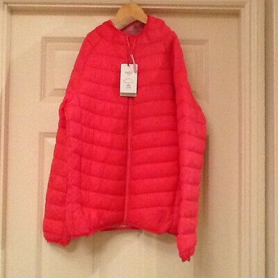 New with tags girls 12 - 13 age bright pink Light weight jacket