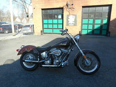 2003 Indian INDIAN SCOUT GILROY  2003 INDIAN SCOUT LAST YEAR GILROY S&S FACTORY MOTOR 7,991 MILES FACTORY PAINT