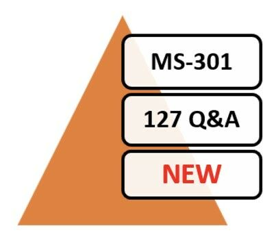 Updated MS-301 Exam 126 Q&A PDF File Only!