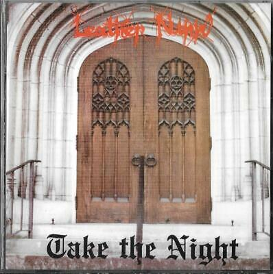 LEATHER NUNN Take The Night Cd Limited Edition 1000 Copies / Damien Jag Panzer