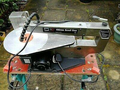 """SIP 16"""" (400mm) SCROLL SAW IN EXCELLENT CONDITION"""