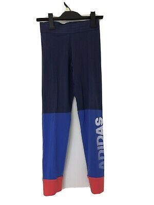 Girls Adidas Leggins Age 11-12