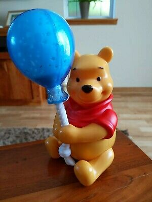 Winnie The Pooh Balloon Musical Night Light
