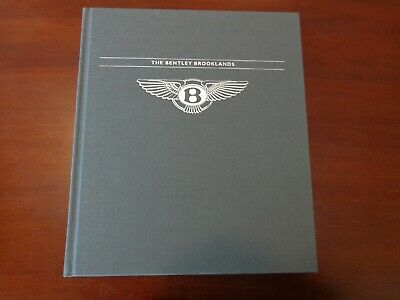 The Bentley Brooklands by by Tony Dron and Simon de Burton
