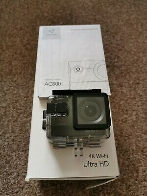 Victure AC800 Action Camera with accessories