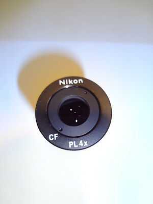 Nikon Cf-Pl4X  Photo Eyepiece Relay Lens