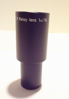 Nikon Tv Relay Lens 1X/16  Photo Eyepiece