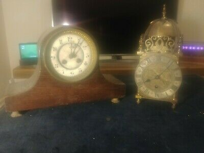 Antique clocks spares or repair. 99p start and no reserve. Happy bidding