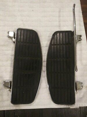 2000-2006 Harley Davidson Touring Floorboards Foot Boards