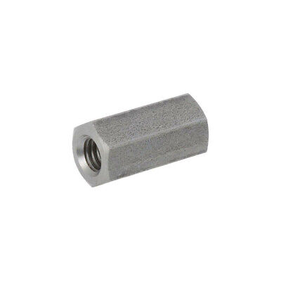 10X 149X20 Screwed spacer sleeve Int.thread: M6 20mm hexagonal DREMEC