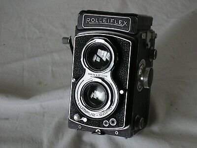 Rolleiflex New Standard, Tessar, 1-1/500th, all working, tested, super condition