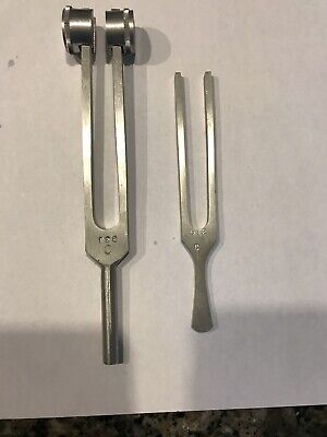 Diagnostic Tuning Forks 128 And 512