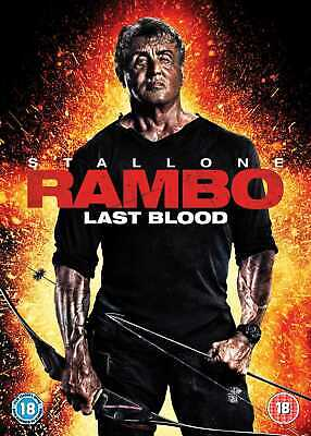 RAMBO LAST BLOOD (DVD) (New)