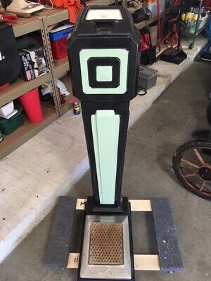 Antique 1930's Coin Operated Penny Scale Rock Ola 100% complete and working