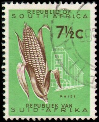 South Africa #294 Used sharp kernels