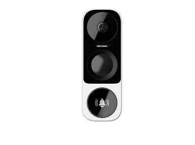 DS-HD1 Hikvision USA Original 3 Megapixel HD Wifi Video Smart Doorbell