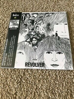 The Beatles Revolver CD Brand New and Sealed