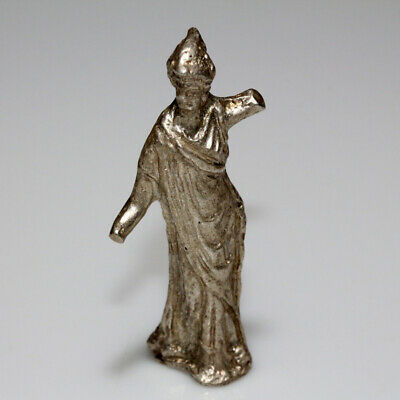 GREEK ATHENS CITY-SOLID SILVER ATHENS STATUE CA 1700-1800 AD-28.33gr